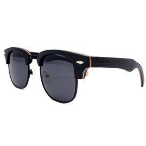 Skateboard Multi-Layer Club Sunglasses Polarized